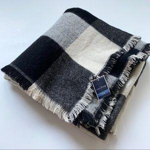 Buffalo Plaid Blanket Scarf